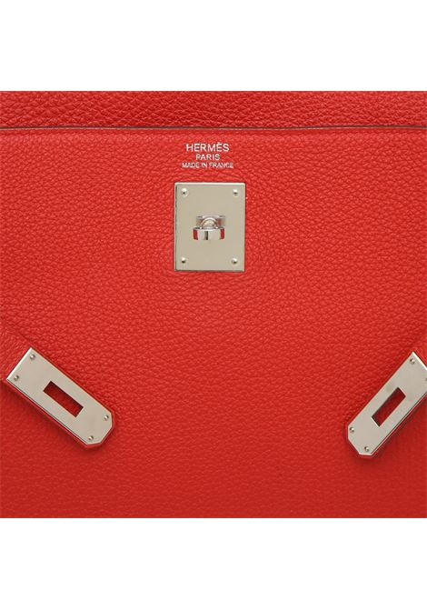 Hermès Tomato Red leather Kelly 35 shoulder handbag Hermes | Borsa | RED KELLY 3535