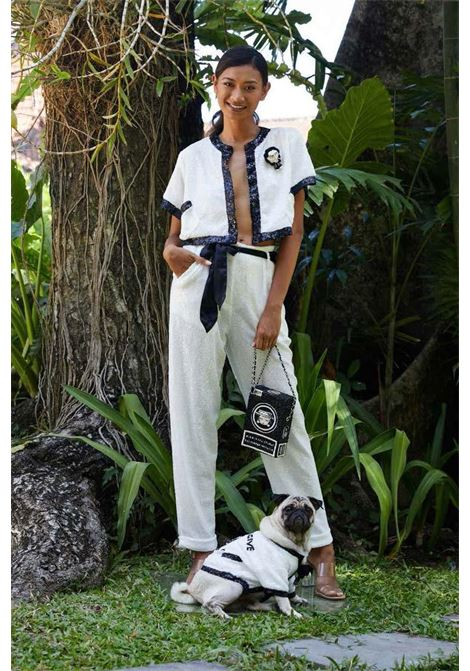 House of Muamua | T-Shirts | CROP TOP-IDONTGIVE
