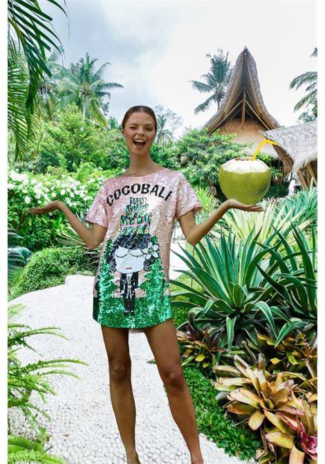 House of Muamua | Abito | MAXI DRESS FULL ---COCO BALI