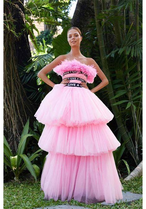 House of Muamua | Dresses | SHORT LONG TULLEPINK