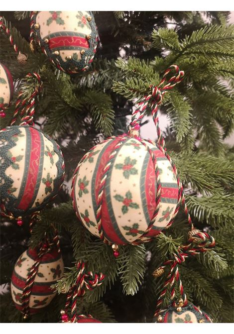 Christmas handmade set of 13 ornaments HouseOfXmas | Decorazioni natale | SET of Eight--