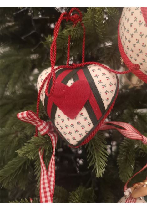Christmas set of eight handmade ornaments HouseOfXmas | Decorazioni natale | SET of Eight2