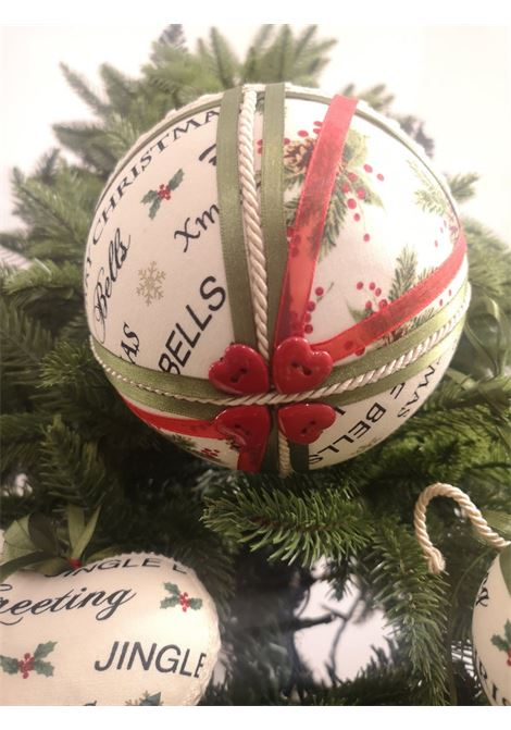 Christmas set of Eleven handmade ornaments HouseOfXmas | Decorazioni natale | SET of 101