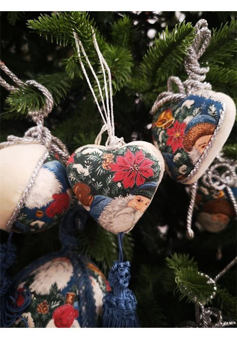 Christmas set of ten handmade ornaments HouseOfXmas | Decorazioni natale | SET of 102