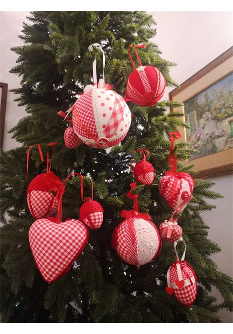 Christmas set of Eleven handmade ornaments HouseOfXmas | Decorazioni natale | SETOFELEVENPIEDDEPOULE
