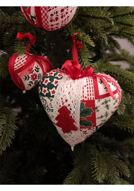 Christmas handmade set of twelve ornaments HouseOfXmas | Decorazioni natale | XMAS_SET12