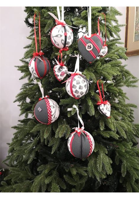 Christmas set of nine handmade ornaments HouseOfXmas | Decorazioni natale | XMAS_SET9 TAILOR