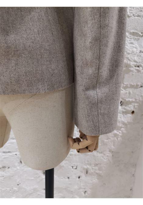 Jil Sander grey wool jacket Jil Sander | Jackets | AC02110XS0GRIGIA