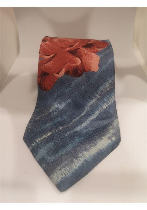 Kenzo Vintage multicoloured silk tie Kenzo |  | CRAVATTA/MULTI
