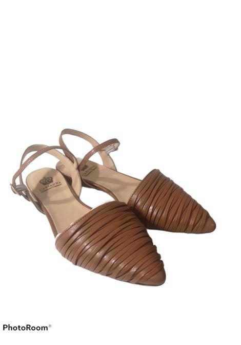 L'arianna | Shoes | CH1224-CUOIO