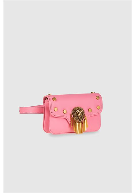 Le Deff mini Silvia pink belt bag  Le Deff | Fanny pack | MINI SILVIA PINKPELLE PINK
