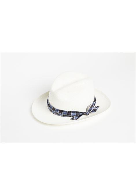 Mani del Sud | Cappello | HP 140BIANCO BLU