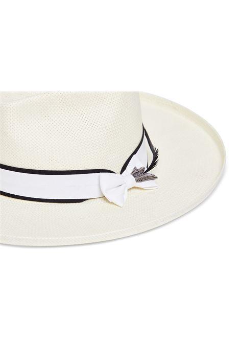 Mani del Sud | Hats | WH19 B PR PLBBIANCO NERO