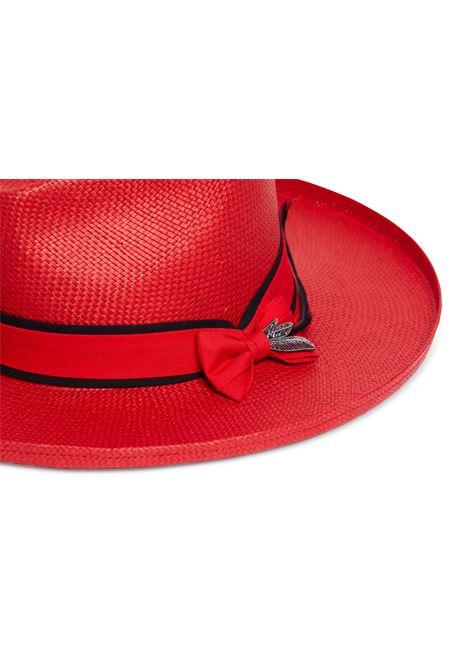 Mani del Sud | Hats | WH21 B PRROSSO NERO