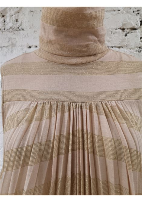 Mauro Grifoni pink gold top Mauro grifoni | Camicia | AC02130XSD-