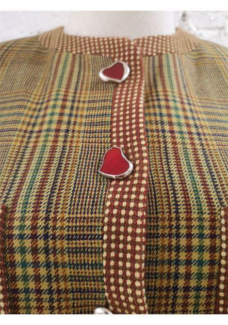 Moschino wool hearts jacket Moschino | Jackets | AT021450SXCUORI