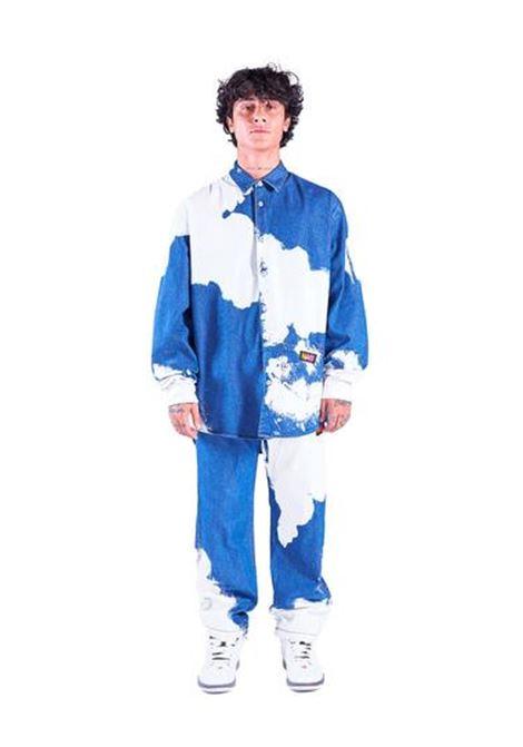 Nais Bleached shirt Nais | Camicia | BLEACHEDDENIM BIANCO