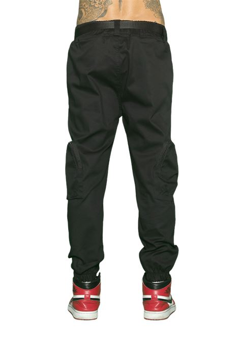 Nais | Trousers | CARGO BLACKCARGO