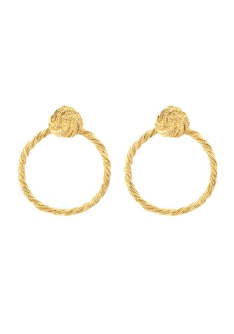Baroque Collection  Pitimali | Earrings | 0003CERCHIO