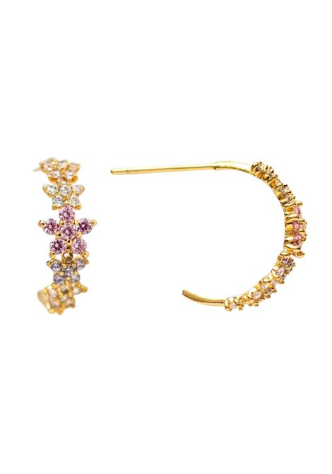 Pitimali | Earrings | 544OZIRCONI