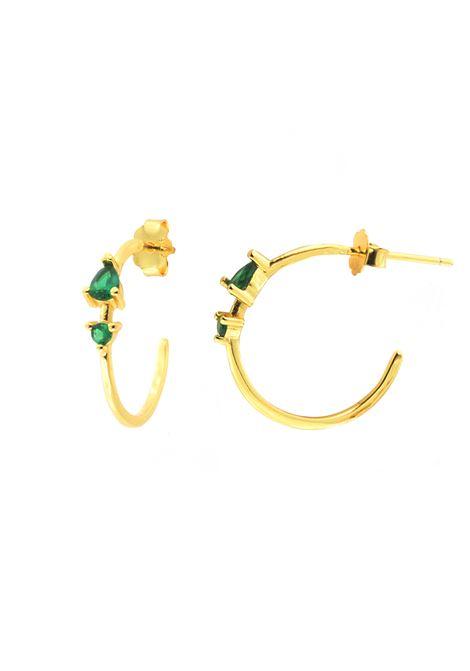 Pitimali | Earrings | 546OVERDE