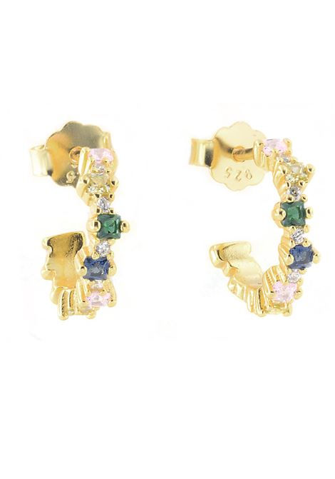 Pitimali | Earrings | 547OZIRCONI