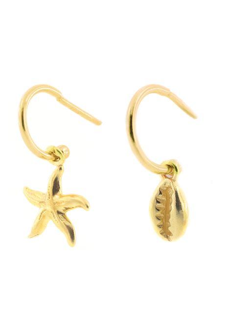 Pitimali | Earrings | 592OCONCHIGLIA