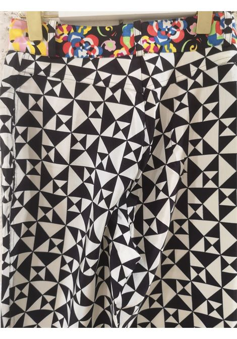 Versace | Pantalone | AT021XS18RCV0SPAZIO