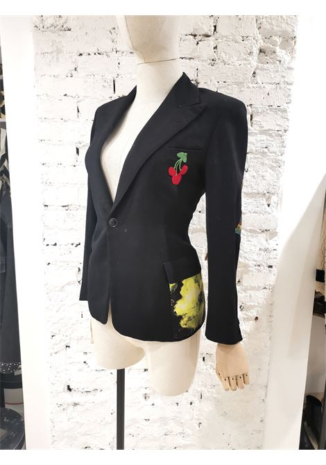 G. Mignola black blazer jacket VIntage | Jackets | AC02130SXAMULTICOLOUR