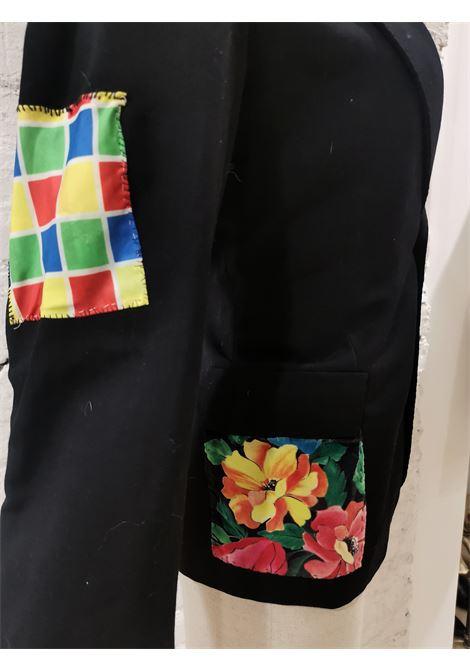 G. Mignola black blazer jacket VIntage | Giacca | AC02130SXAMULTICOLOUR