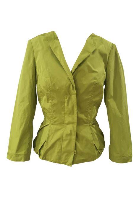 D. Exterior green jacket VIntage | Jackets | AC02130XSFCDVERDE