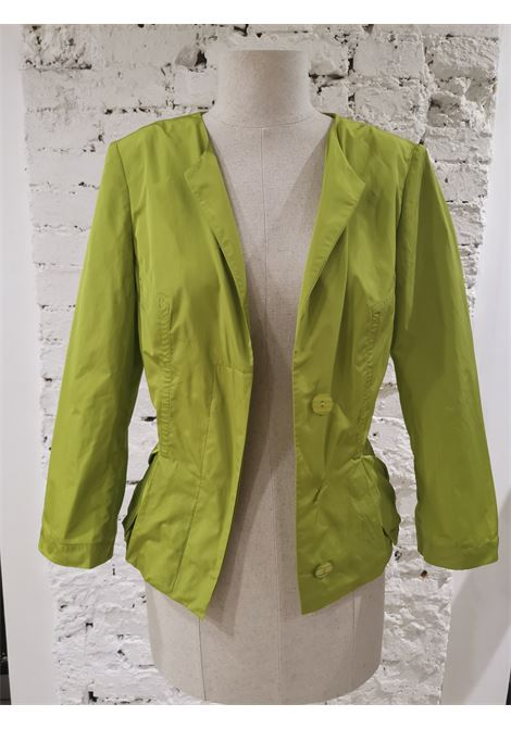 D. Exterior green jacket VIntage | Giacca | AC02130XSFCDVERDE