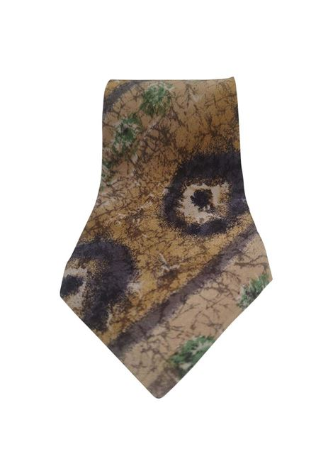 Yves Saint Laurent vintage multicoloured silk tie yves saint laurent | Cravatta | TIE//MULTI