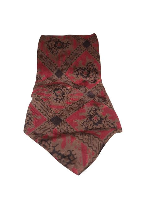Yves Saint Laurent vintage multicoloured silk tie yves saint laurent | Cravatta | TIE//RED12