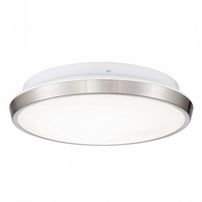 Eclipse Color Changing LED Integrated Circle Flush Mount/ Ceiling Light D14x3.375H