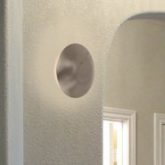 w23464mn6 Eclipse 1 Light Matte Nickel Finish LED Wall Sconce - Discontinued