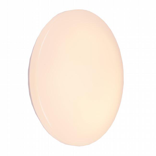 W23551W13 Sunrise French White Opal (Acrylic) Wall Sconce/Ceiling Light, LEDx18W, 3500K, ADA