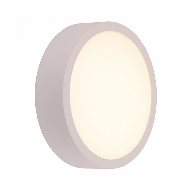 w23564mw6 Aperture Matte White Opal (Acrylic) Wall Sconce/Ceiling Light, LEDx12W, 3500K