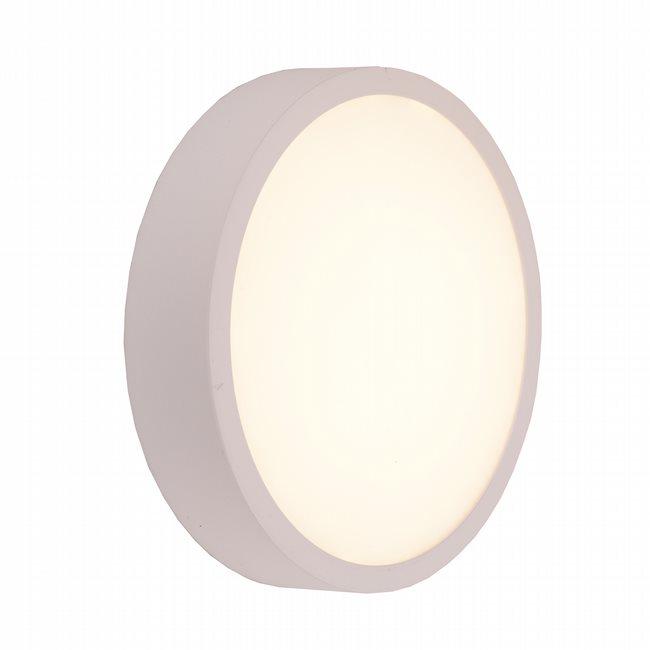 W23565MW7 Aperture Matte White Opal (Acrylic) Wall Sconce/Ceiling Light, LEDx18W, 3500K