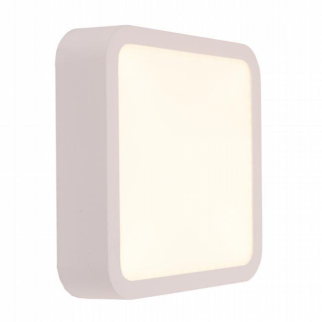 W23567MW6 Aperture Matte White Opal (Acrylic) Wall Sconce/Ceiling Light, LEDx12W, 3500K