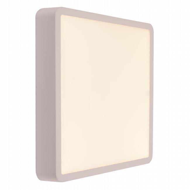 W23569MW9 Aperture Matte White Opal (Acrylic) Wall Sconce/Ceiling Light, LEDx24W, 3500K