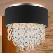 w33271mn16 Halo 4 Light Matte Nickel Finish Ceiling Light