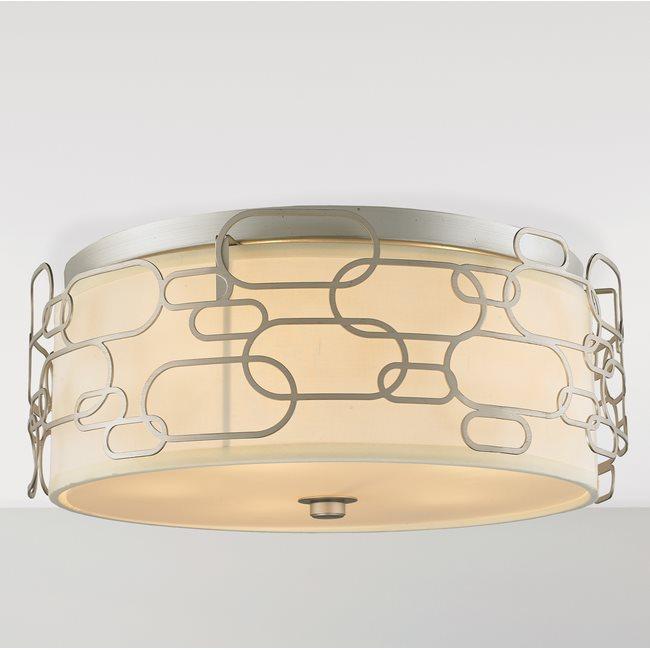 w33442mn20 Montauk 5 Light Matte Nickel Finish Ceiling Light