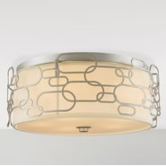 w33442mn20 Montauk 5 Light Matte Nickel Finish Ceiling Light