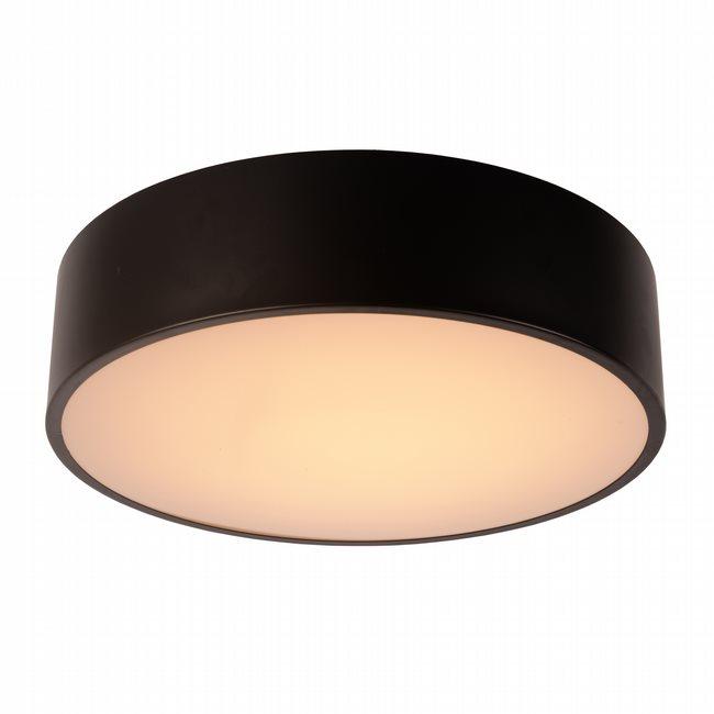 W33560MB16 Aperture Matte Black Opal (Acrylic) Ceiling Light, LEDx24W, 3500K