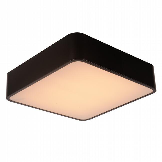 W33564MB16 Aperture Matte Black Opal (Acrylic) Ceiling Light, LEDx24W, 3500K