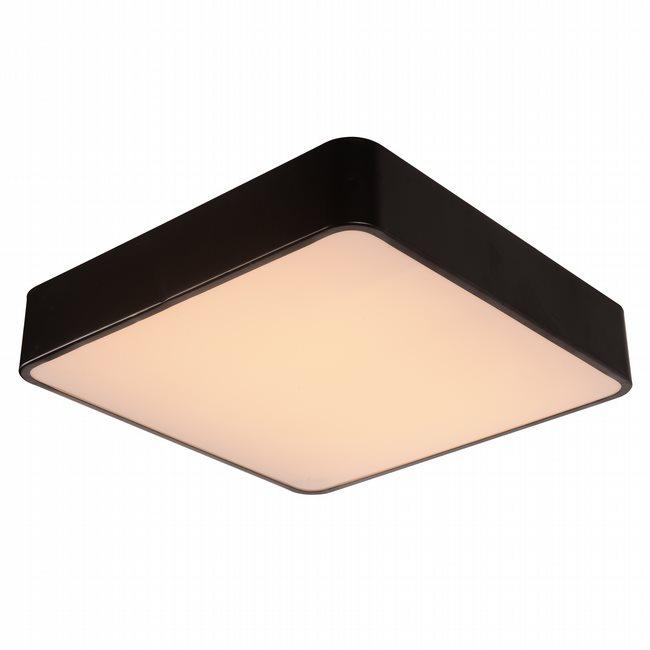 W33565MB20 Aperture Matte Black Opal (Acrylic) Ceiling Light, LEDx36W, 3500K