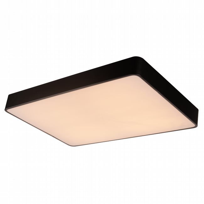 W33567MB36 Aperture Matte Black Opal (Acrylic) Ceiling Light, LEDx72W, 3500K