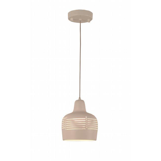 w33869mw6 Julia 1 Light Matte White Finish LED Ceiling Light