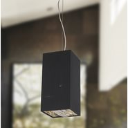 Ritz 1 Light Matte Silver Finish Pendant